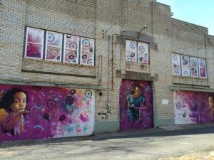 RBH Exterior Mural Atlas Street