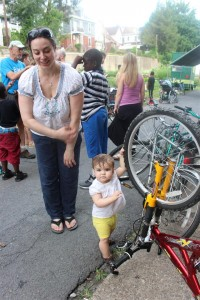 Mommy says I need a smaller bike